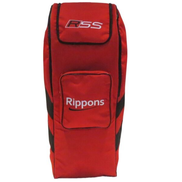 Cricket Players Backpack Red