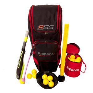 Cricket Backpack Sidearm Balls Ballbag Flexistump Ripper Bat Catchers Glove Coaching Aids Training Aids