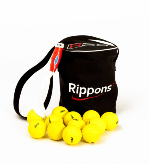 12 Ball Bag Sidearm Combo
