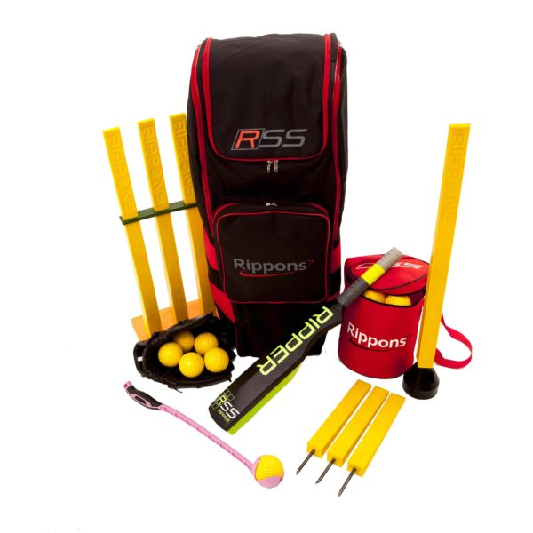 Coach's Backpack Flexistump Ripstump Wickets Catching Glove Sidearm Elite Ballbag Balls Ripper Bat