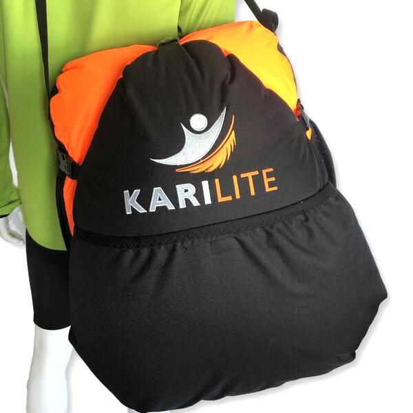 Orange Beanbag Chair Karilite