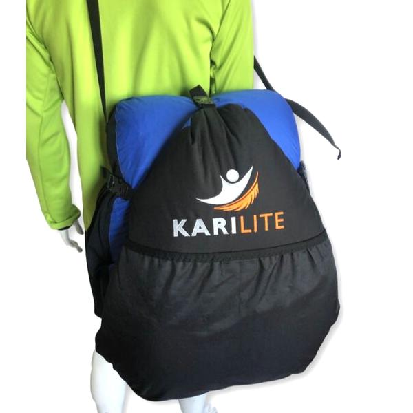 Karilite Beanbag Chair Blue
