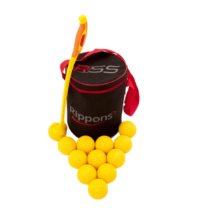 Throwdowns RSS Balls Sidearm Ball Bag Cricket