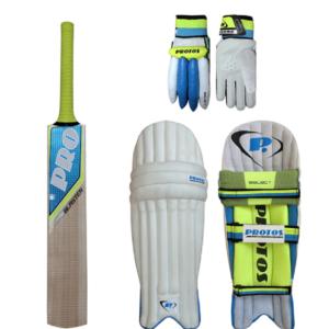Protos Glove Bat and Pad Combo