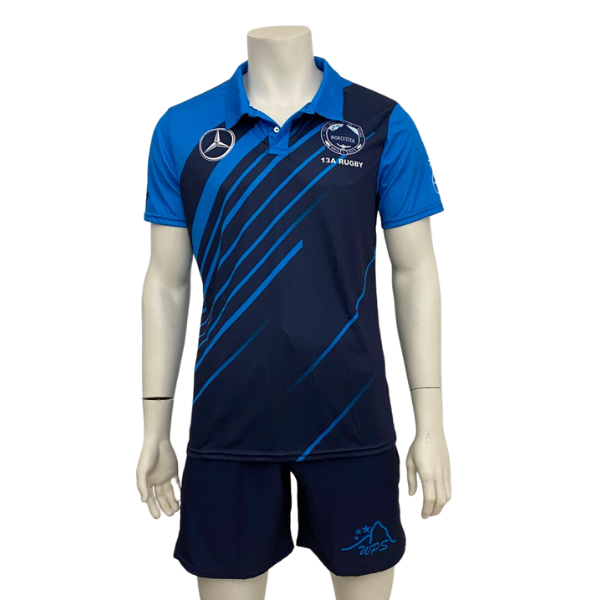 Sublimated Cricket Shirt