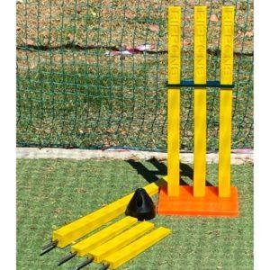 flexible fielding stump combo